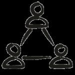 netzwerk-dreieck